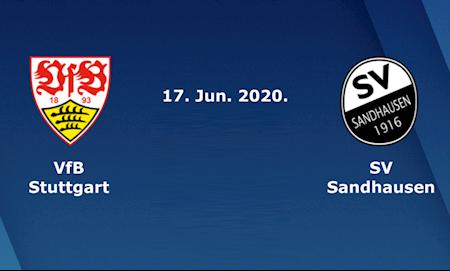 M88 Soi Kèo bóng đá Stuttgart vs Sandhausen 23h30 ngày 17/6 (Hạng 2 Đức 2019/20)