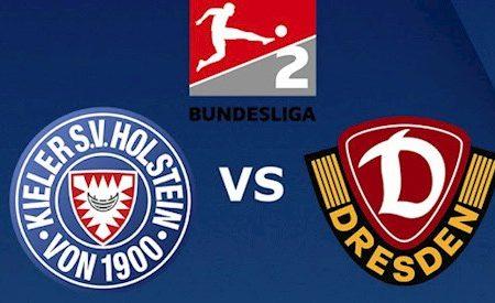 M88 Soi Kèo bóng đá Holstein Kiel vs Dynamo Dresden 23h30 ngày 18/6 (Hạng 2 Đức 2019/20)