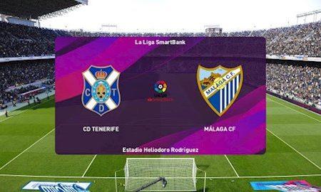 188Bet Soi Kèo bóng đá Tenerife vs Malaga 2h30 ngày 16/6 (Hạng 2 TBN 2019/20)