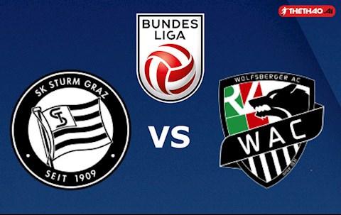 M88 Soi Kèo bóng đá Sturm Graz vs Wolfsberger 23h30 ngày 3/6 (VĐQG Áo 2019/20)