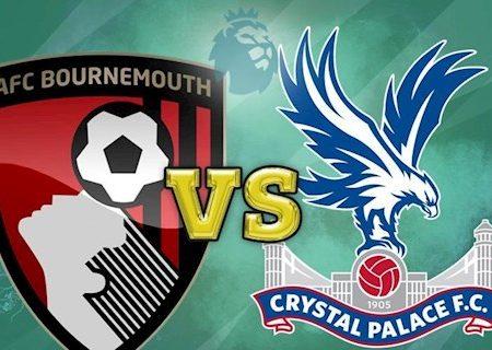 Fun88 Soi Kèo bóng đá Bournemouth vs Crystal Palace 1h45 ngày 21/6 (Premier League 2019/20)