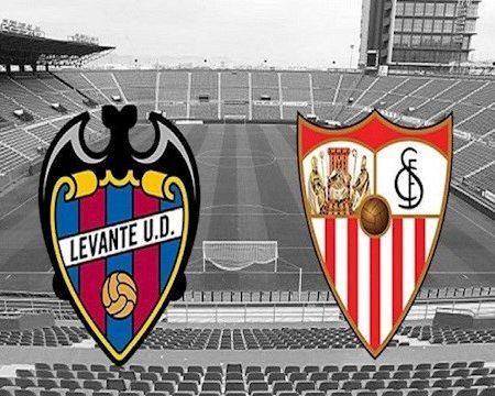 188Bet Soi Kèo bóng đá Levante vs Sevilla 0h30 ngày 16/6 (La Liga 2019/20)