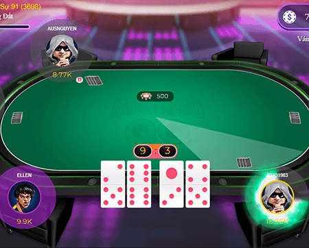 Kinh nghiệm chơi Domino QQ hữu ích giúp bạn chơi là thắng