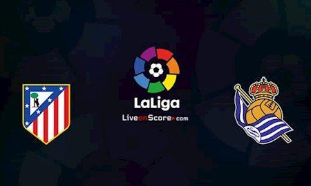 188Bet Soi Kèo bóng đá Atletico Madrid vs Sociedad 2h00 ngày 20/7 (La Liga 2019/20)