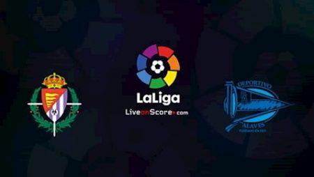 188Bet Soi Kèo bóng đá Valladolid vs Alaves 0h30 ngày 5/7 (La Liga 2019/20)