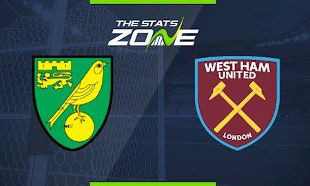 Fun88 Soi Kèo bóng đá Norwich vs West Ham 18h30 ngày 10/7 (Premier League 2019/20)