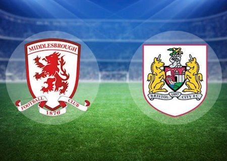 Fun88 Soi Kèo bóng đá Middlesbrough vs Bristol City 21h00 ngày 11/7 (Hạng nhất Anh 2019/20)