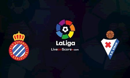 M88 Soi Kèo bóng đá Espanyol vs Eibar 19h00 ngày 12/7 (La Liga 2019/20)