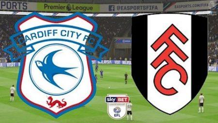 Fun88 Soi Kèo bóng đá Cardiff vs Fulham 1h45 ngày 28/7 (Playoff thăng hạng Premier League 2020/21)