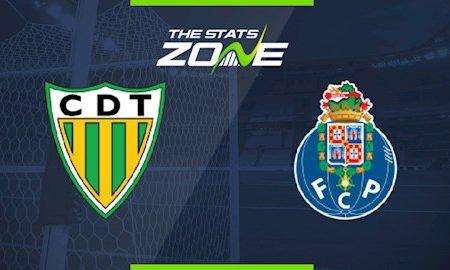 M88 Soi Kèo bóng đá Tondela vs Porto 1h15 ngày 10/7 (VĐQG Bồ Đào Nha 2019/20)