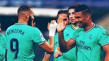 M88 Soi Kèo Real Madrid vs Getafe (3h ngày 3/7): Cờ đến tay, sao không phất?