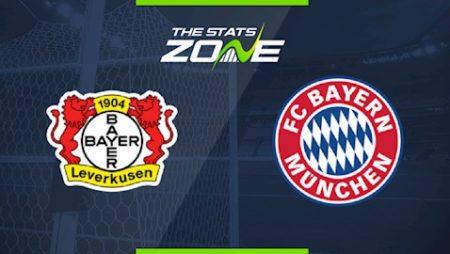 M88 Soi Kèo bóng đá Leverkusen vs Bayern Munich 1h00 ngày 5/7 (Cúp quốc gia Đức 2019/20)