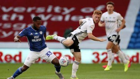 Fun88 Soi Kèo bóng đá Fulham vs Cardiff 1h45 ngày 31/7 (Playoff Ngoại hạng Anh)