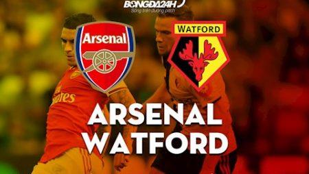 Fun88 Soi Kèo bóng đá Arsenal vs Watford 22h00 ngày 26/7 (Premier League 2019/20)