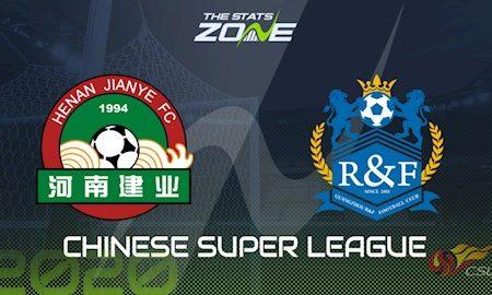 M88 Soi Kèo bóng đá Henan Jianye vs Guangzhou R&F 19h00 ngày 5/8 (VĐQG Trung Quốc 2020)