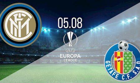 M88 Soi Kèo bóng đá Inter Milan vs Getafe 2h00 ngày 6/8 (Europa League 2019/20)