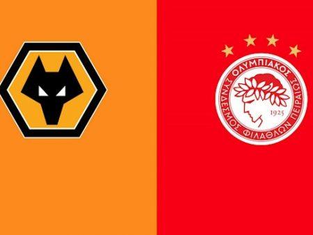 M88 Soi Kèo bóng đá Wolves vs Olympiakos 2h00 ngày 7/8 (Europa League 2019/20)