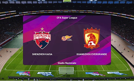 M88 Soi Kèo bóng đá Shenzhen vs Guangzhou Evergrande 17h00 ngày 4/8 (VĐQG Trung Quốc)