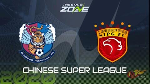 M88 Soi Kèo bóng đá Qingdao Huanghai vs Shanghai SIPG 19h00 ngày 6/8 (VĐQG Trung Quốc 2020)
