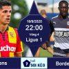 M88 Soi Kèo bóng đá Lens vs Bordeaux 22h00 ngày 19/9 (Ligue 1 2020/21)