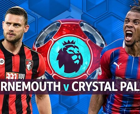 Fun88 Soi Kèo bóng đá Bournemouth vs Palace 1h45 ngày 16/9 (Cúp Liên đoàn Anh 2020/21)