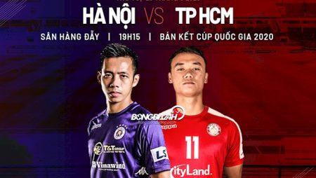 M88 Soi Kèo Hà Nội vs TP.HCM FC (19h15 ngày 16/9): Đại chiến tại Hàng Đẫy