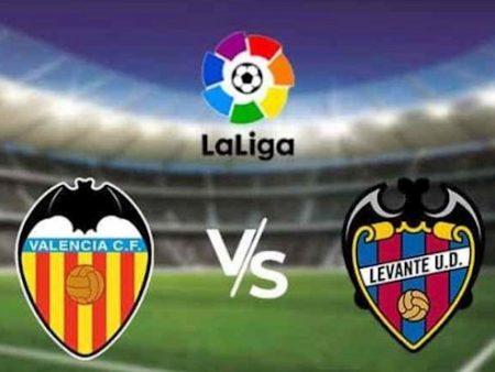 188Bet Soi Kèo bóng đá Valencia vs Levante 2h00 ngày 14/9 (La Liga 2020/21)
