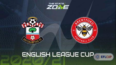 M88 Soi Kèo bóng đá Southampton vs Brentford 1h45 ngày 17/9 (Cúp Liên đoàn Anh 2020/21)