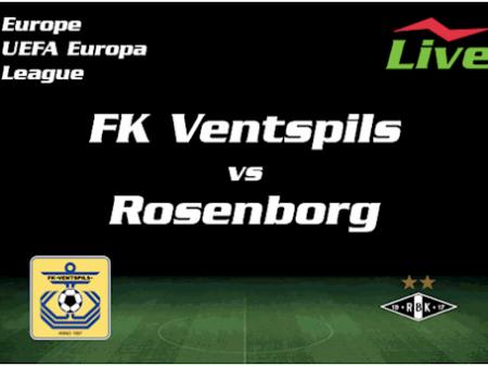 M88 Soi Kèo bóng đá Ventspils vs Rosenborg 19h15 ngày 17/9 (Europa League 2020/21)