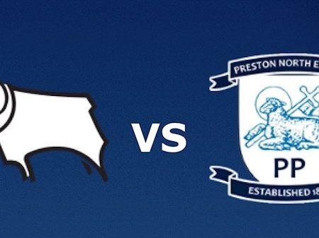 Fun88 Soi Kèo bóng đá Derby County vs Preston 0h30 ngày 16/9 (Cúp Liên đoàn Anh 2020/21)