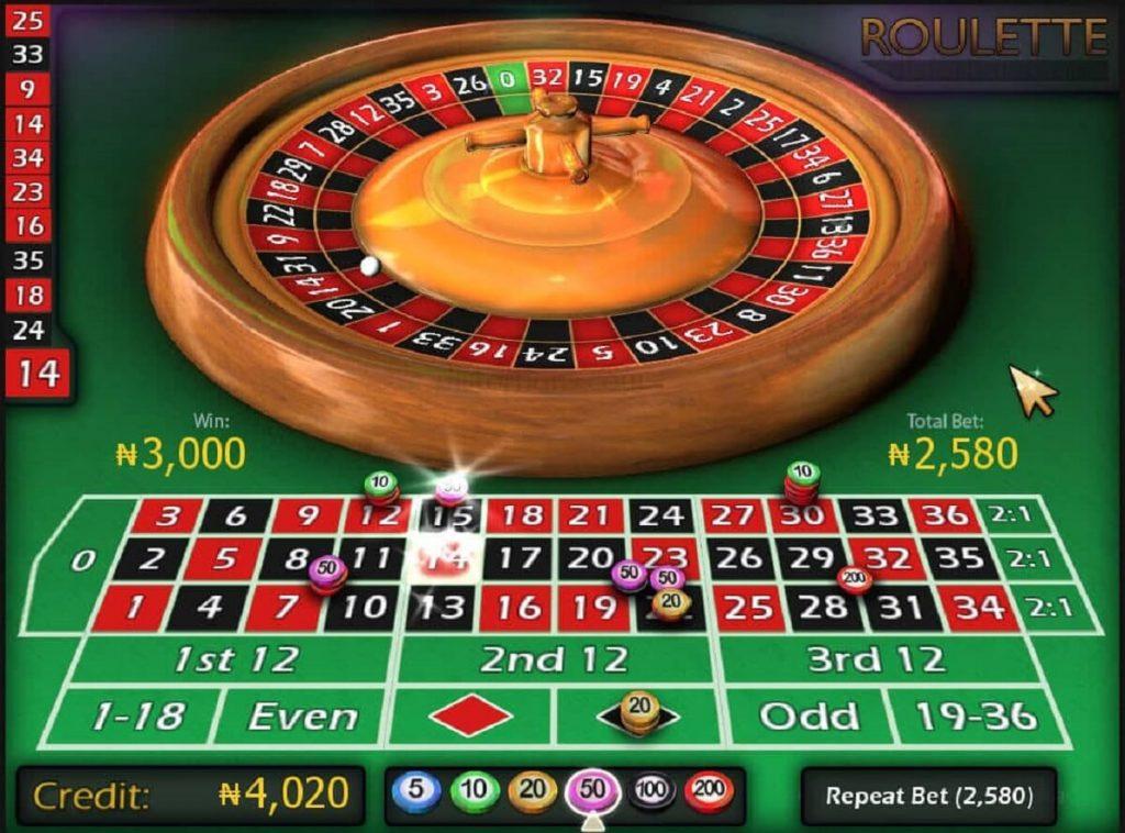 Bật mí cách chơi Roulette trăm trận trăm thắng 2