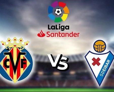 M88 Soi Kèo bóng đá Villarreal vs Eibar 21h00 ngày 19/9 (La Liga 2020/21)