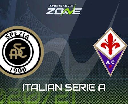 M88 Soi Kèo bóng đá Spezia vs Fiorentina 20h00 ngày 18/10 (Serie A 2020/21)