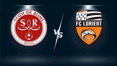 M88 Soi Kèo bóng đá Reims vs Lorient 22h00 ngày 17/10 (Ligue 1 2020/21)