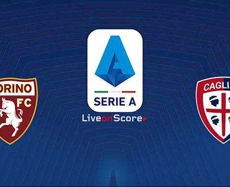 M88 Soi Kèo bóng đá Torino vs Cagliari 20h00 ngày 18/10 (Serie A 2020/21)