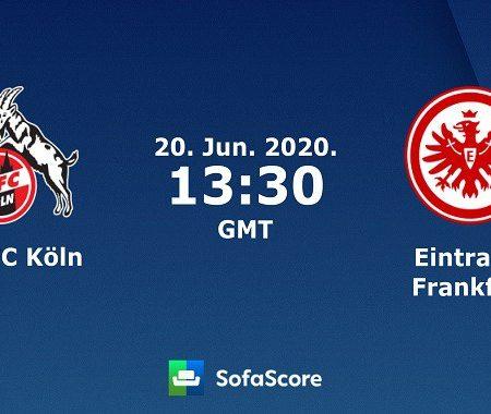 M88 Soi Kèo bóng đá Cologne vs Frankfurt 20h30 ngày 18/10 (Bundesliga 2020/21)