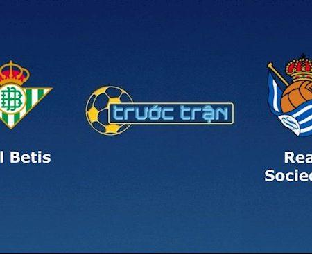 M88 Soi Kèo bóng đá Betis vs Sociedad 2h00 ngày 19/10 (La Liga 2020/21)