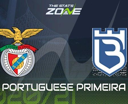 M88 Soi Kèo bóng đá Benfica vs Belenenses 3h15 ngày 27/10 (VĐQG Bồ Đào Nha 2020/21)