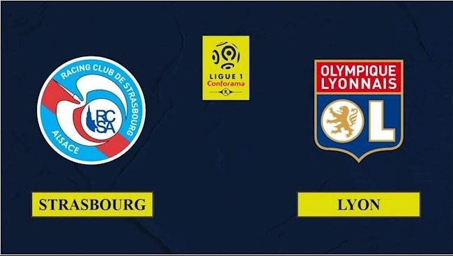 M88 Soi Kèo bóng đá Strasbourg vs Lyon 18h00 ngày 18/10 (Ligue 1 2020/21)