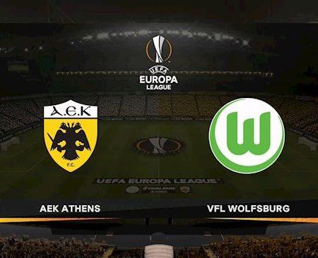 M88 Soi Kèo bóng đá AEK Athens vs Wolfsburg 1h45 ngày 2/10 (Europa League 2020/21)