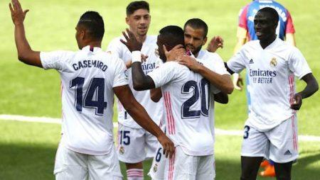 188Bet Soi Kèo Real Madrid vs Cadiz (23h30 ngày 17/10): Khuất phục tân binh