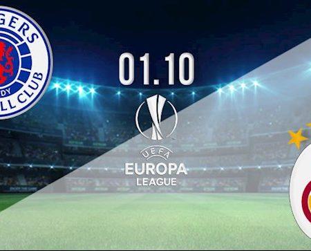 M88 Soi Kèo bóng đá Rangers vs Galatasaray 1h45 ngày 2/10 (Europa League 2020/21)