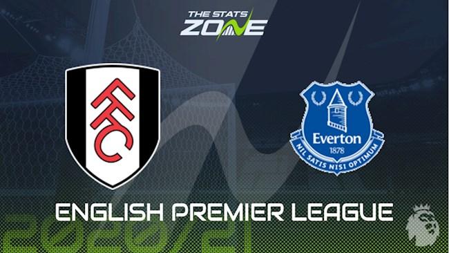 M88 Soi Kèo bóng đá Fulham vs Everton 19h00 ngày 22/11 (Premier League 2020/21)