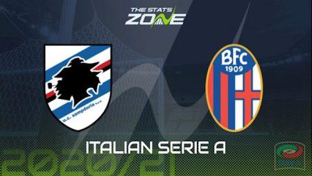 M88 Soi Kèo bóng đá Sampdoria vs Bologna 21h00 ngày 22/11 (Serie A 2020/21)