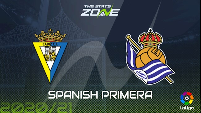 M88 Soi Kèo bóng đá Cadiz vs Sociedad 22h15 ngày 22/11 (La Liga 2020/21)