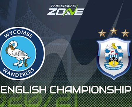 Fun88 Soi Kèo bóng đá Wycombe vs Huddersfield 2h00 ngày 25/11 (Hạng Nhất Anh 2020/21)