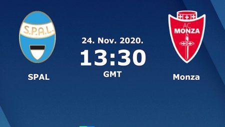 M88 Soi Kèo bóng đá Spal vs Monza 20h30 ngày 24/11 (Cúp quốc gia Italia 2020/21)