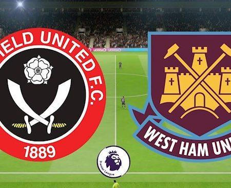 Fun88 Soi Kèo bóng đá Sheffield vs West Ham 21h00 ngày 22/11 (Premier League 2020/21)
