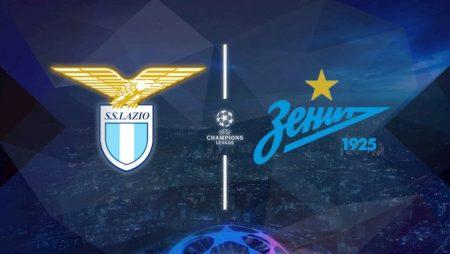 M88 Soi Kèo bóng đá Lazio vs Zenit 3h00 ngày 25/11 (UEFA Champions League 2020/21)