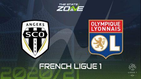 M88 Soi Kèo bóng đá Angers vs Lyon 23h00 ngày 22/11 (Ligue 1 2020/21)